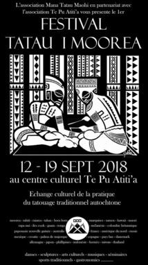 Tatau i Moorea, un festival de tatouage qui restera gravé dans les mémoires