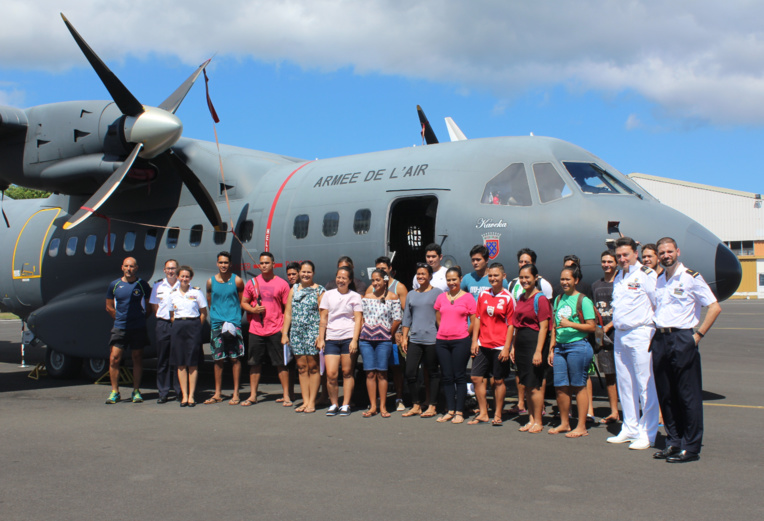 Les 19 Polynésiens décolleront dès dimanche matin pour y rejoindre leurs affectations en métropole.