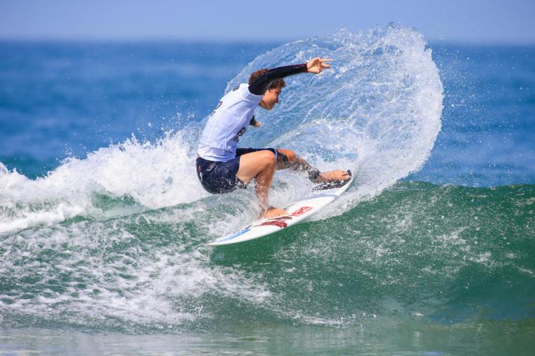 Surf féminin - Pro Anglet 1500 : 5e place pour Karelle Poppke