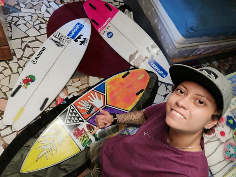 Karelle Poppke, 21 ans et beaucoup de talent