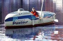 Pacifique à la rame: 164 jours en mer et 12.000 km parcourus par un cardiologue de Toulouse