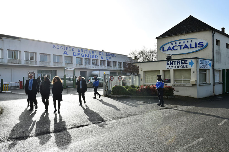 Affaire Lactalis: des parents portent plainte après le vol d'un ordinateur à la répression des fraudes