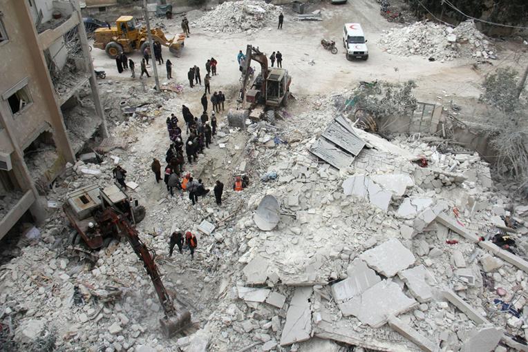 Syrie: pourparlers de la dernière chance pour éviter l'offensive d'Idleb