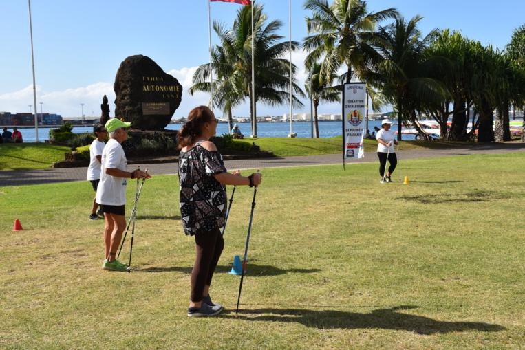 Sport-Santé : Une journée pour s'initier à la marche nordique