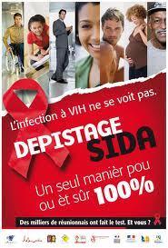 Sida : campagne nationale d'incitation au dépistage