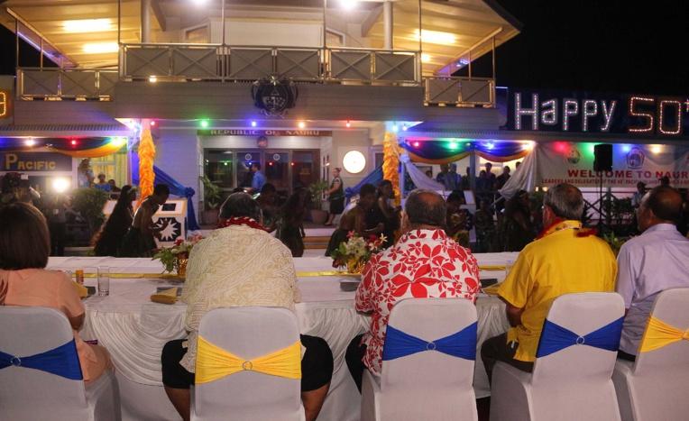 Ouverture du 49e Forum des îles du Pacifique