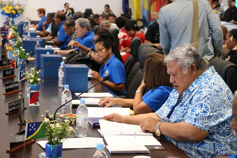 Sommet du Pacifique: querelle sur les visas chinois
