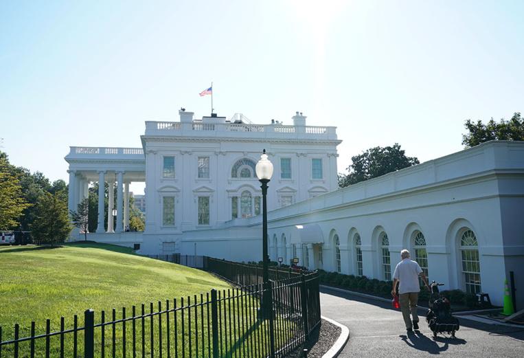 Crise à la Maison Blanche, Washington en ébullition