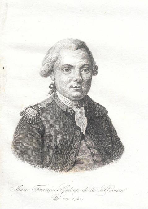Jean-François Galaup de La Pérouse avait disparu depuis 1788 et les restes de son expédition furent retrouvés le 8 septembre 1827 par Peter Dillon.