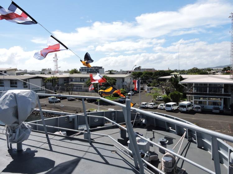 La journée porte ouverte de la base navale se fera le 8 décembre