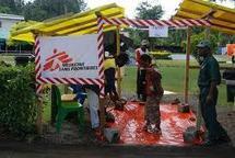 Épidémie papoue de choléra : MSF confirme trois cent morts