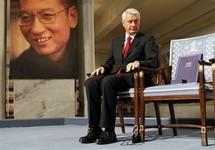 Chine: Dissidents au vert, TV étrangères censurées pour la remise du Nobel