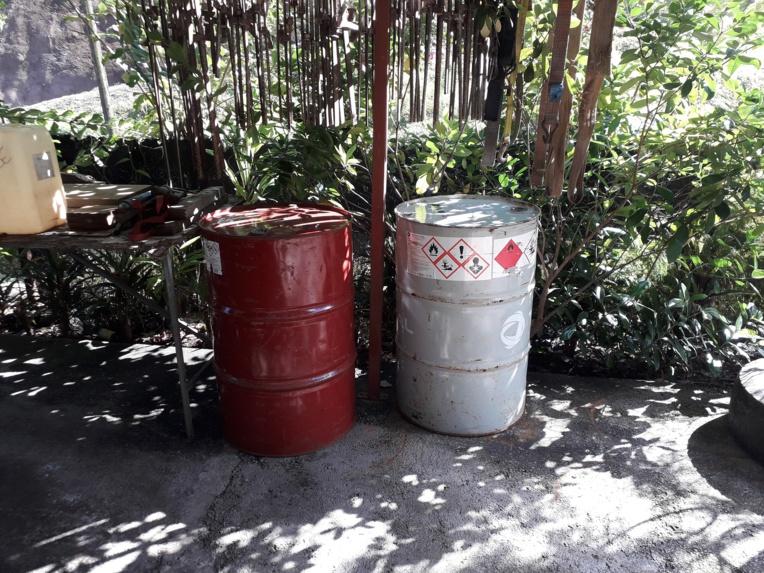 Amendes et sursis pour les voleurs de carburant sous douane