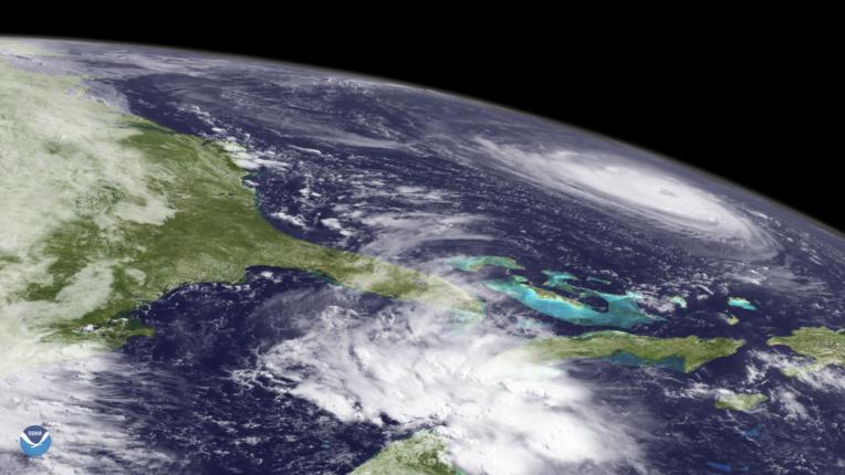 "Ouragan Florence: le scénario catastrophe se dessine à ""Wilmywood"""