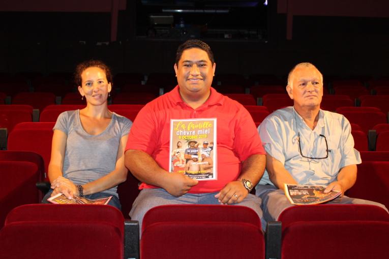 Deux comédies au petit théâtre de la maison de la culture début octobre