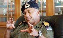 le Contre-amiral Franck Bainimarama