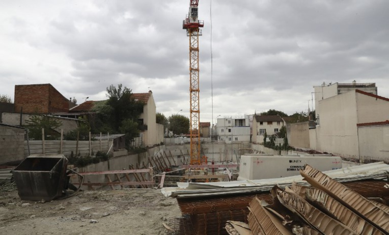 """Seine-Saint-Denis : le chantier de la première """"tour maraîchère"""" de France est lancé"""