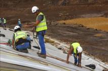 Le barrage hydroélectrique de Faatautia fait peau neuve