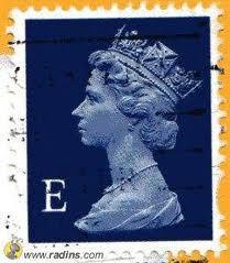 Shocking: l'effigie de la reine pourrait disparaître des timbres anglais