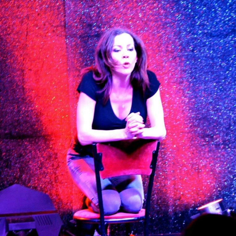 Les Tribulations d'une toquée au Teata Comedy Club
