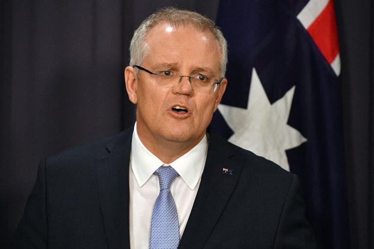 """Australie: le Premier ministre compare le sabotage des fraises au """"terrorisme"""""""