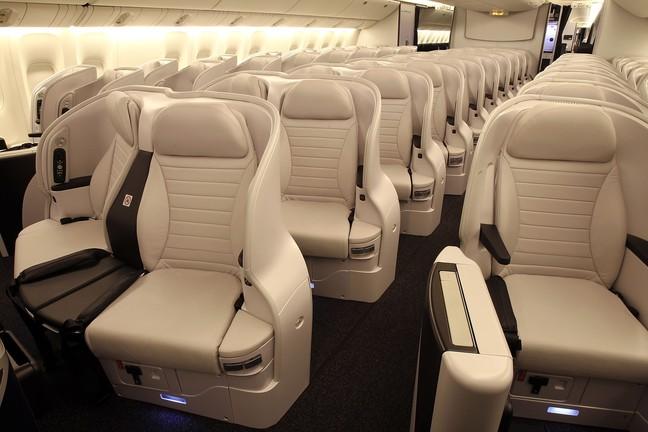 Air New Zealand reçoit 1 avion pas comme les autres pour Noëea