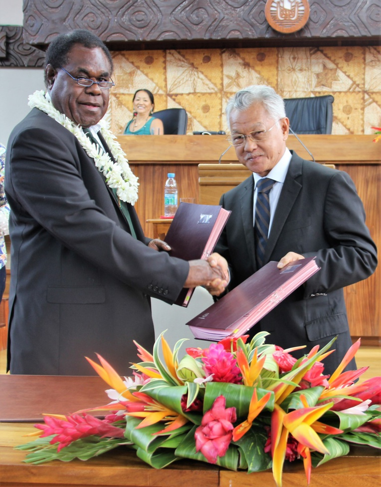 Une convention a été signée vendredi matin afin de sceller ce travail de partenariat entre les deux institutions.