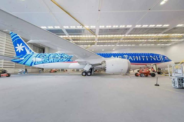 Jeu-concours: Air Tahiti Nui offre 100 billets pour deux personnes pour découvrir le Tahitian Dreamliner !
