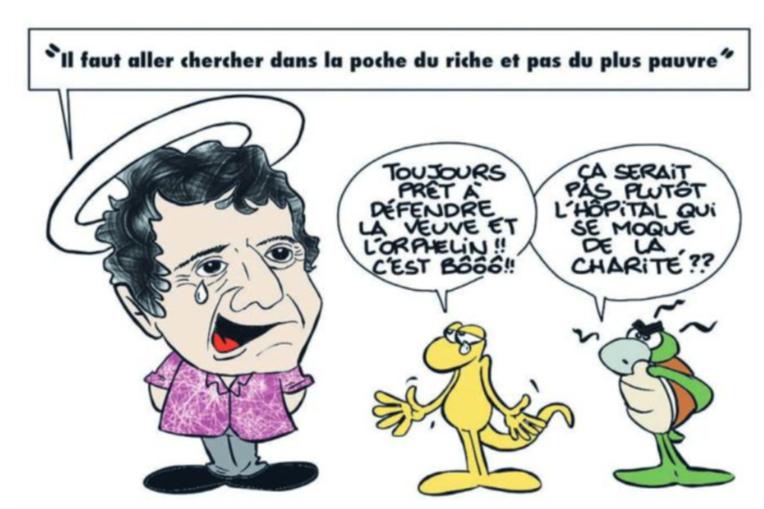 """"""" Le budget du Pays """" par Munoz"""