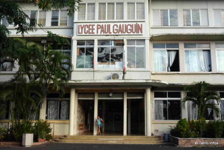 Le lycée Paul Gauguin est confronté à la tuberculose, mais les autorités appellent au calme.