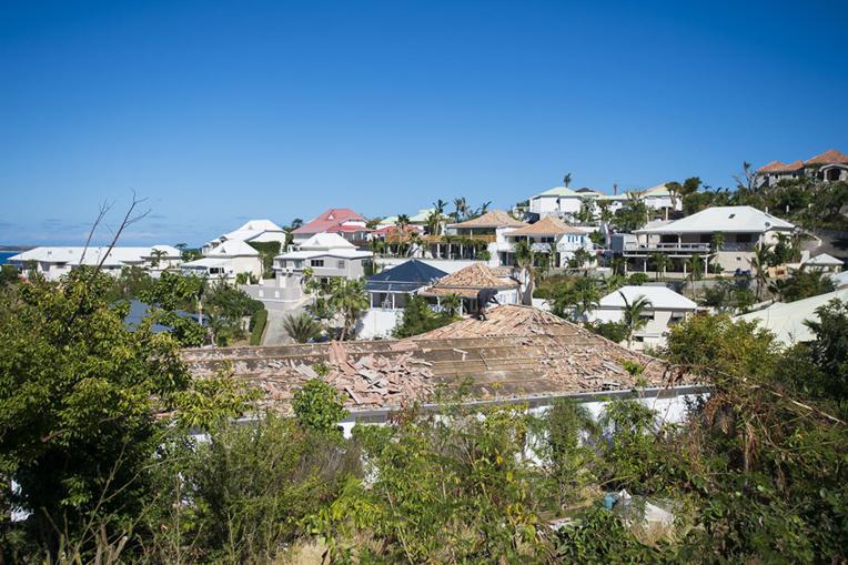 Emmanuel Macron de retour au chevet de Saint-Martin et Saint-Barth, un an après Irma
