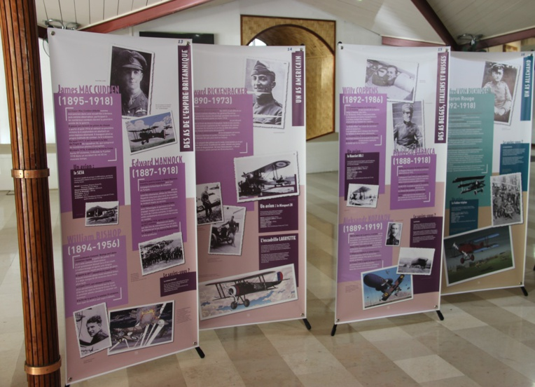 Une exposition pour commémorer les 100 ans de l'Armistice