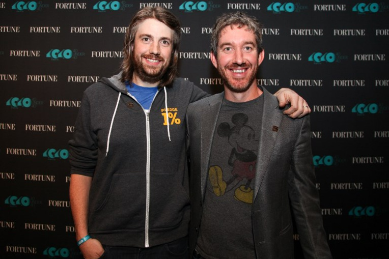 Le milliardaire australien Mike Cannon-Brookes.