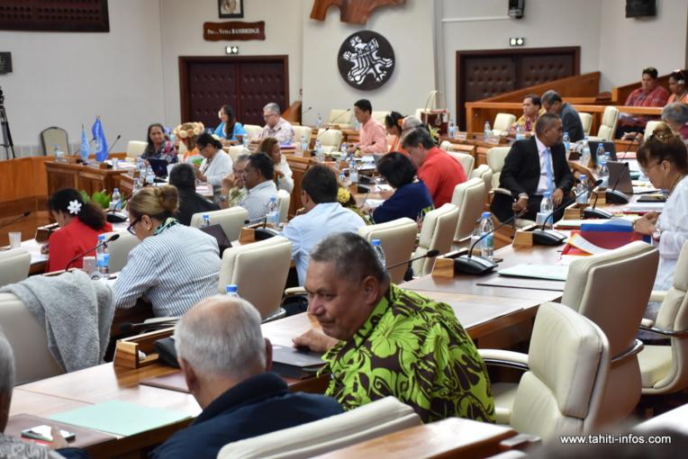 Retraites : vers la fin du régime d'exception des élus de Tarahoi