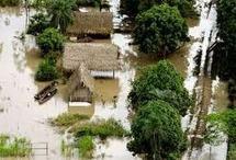 Retour des inondations sur l'île principale de Fidji