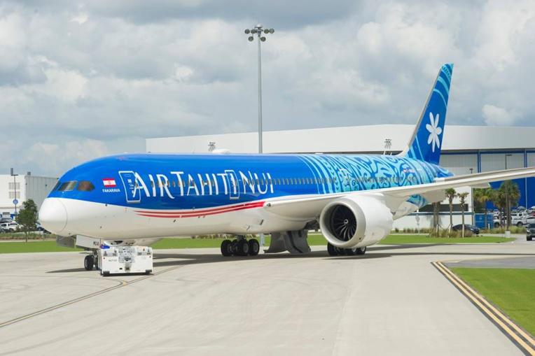 L'ouragan Florence retarde l'arrivée du 1er Dreamliner d'ATN