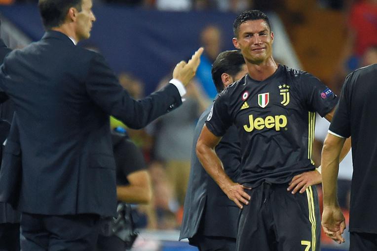 """Ronaldo rejette une accusation de viol, """"crime abominable"""""""