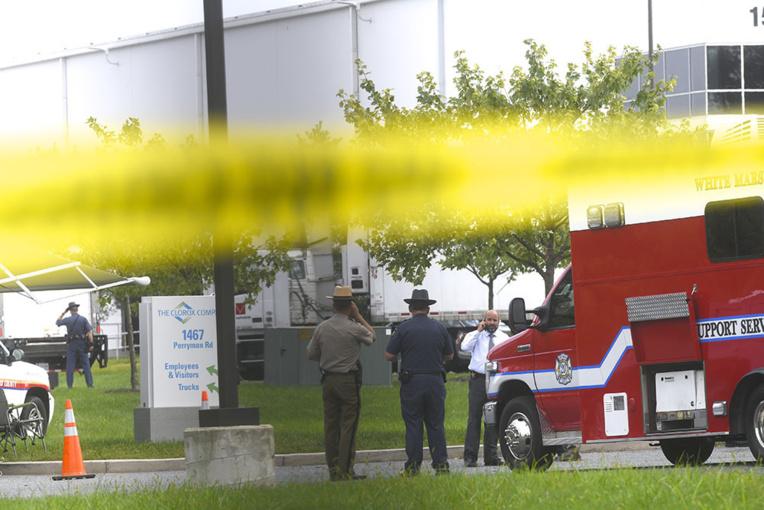 USA: un policier tué, 4 autres blessés lors d'une fusillade