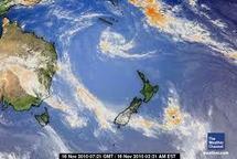 La dépression Vania a quitté la Nouvelle-Calédonie, Zélia menace