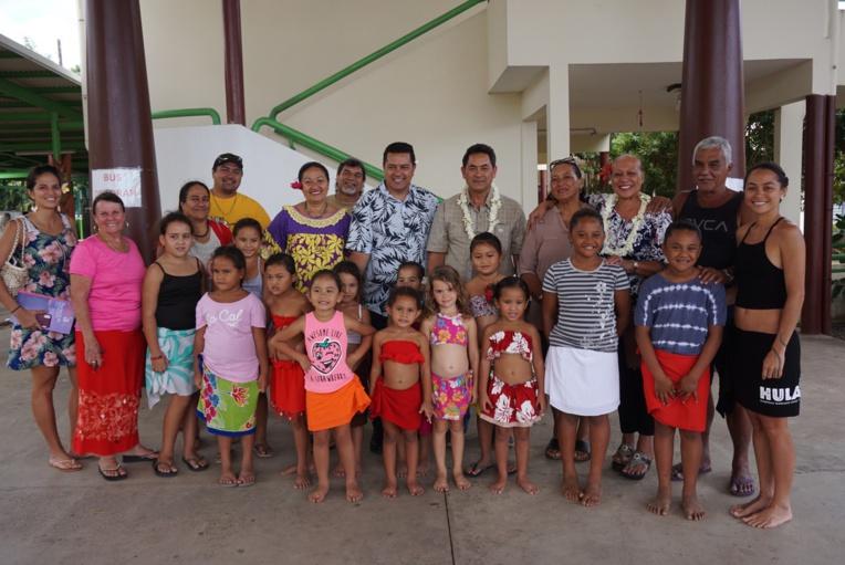 Punaauia : l'école Manotahi accueille une antenne du Conservatoire