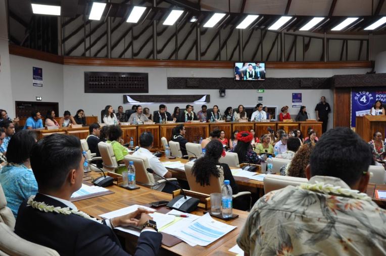 Le gouvernement était dirigé par Hinarere Taputu. Crédit photo : CESC