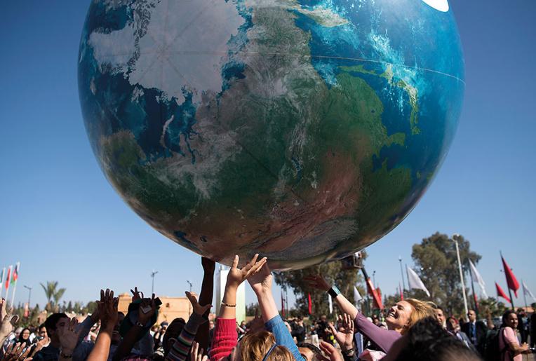 Face au risque d'emballement climatique, le nouveau coup de semonce du Giec