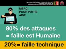 Sur le net, l'illusion de sécurité totale face aux cyberattaques