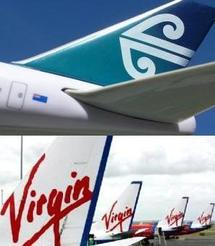La nouvelle alliance Virgin Blue-Air New Zealand se concrétise