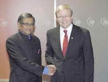Relations australo-indiennes : réchauffement, mais sans nucléaire