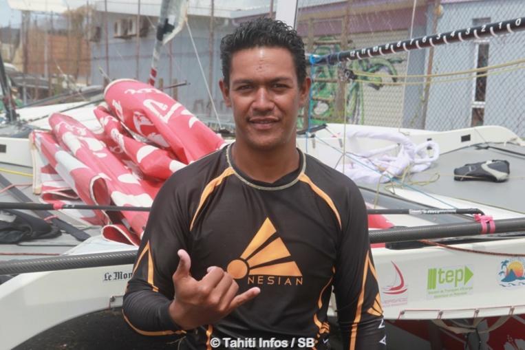 Voile - Grand Prix Pacifique des Jeux : Des Polynésiens aux commandes