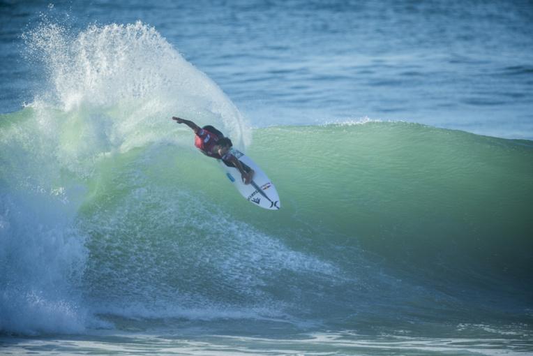 Surf Pro - Quiksilver Pro France : Michel Bourez obtient une 25e place