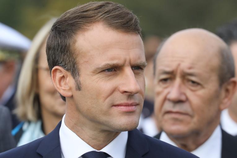 """Macron appelle à """"réinventer"""" la francophonie, qui n'est """"pas un espace fatigué"""""""