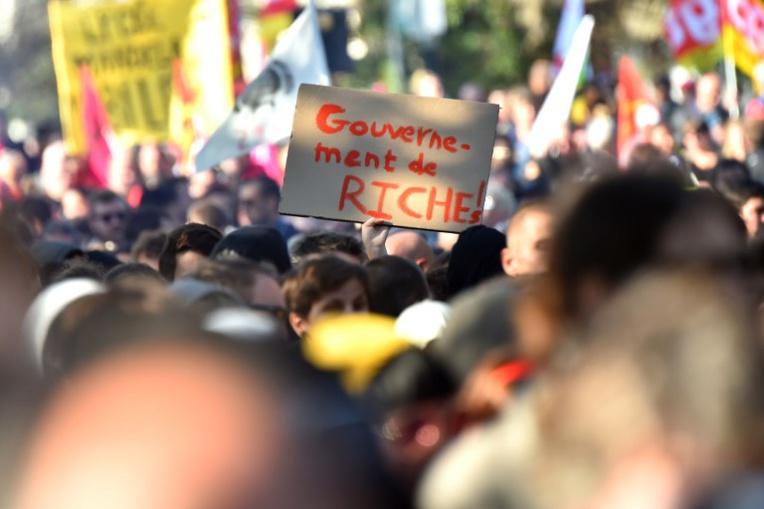 """Les retraités de nouveau appelés à manifester """"massivement"""" le 18 octobre"""
