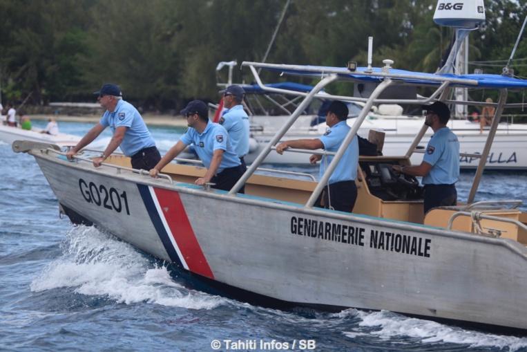 Sur mer également la gendarmerie sera présente